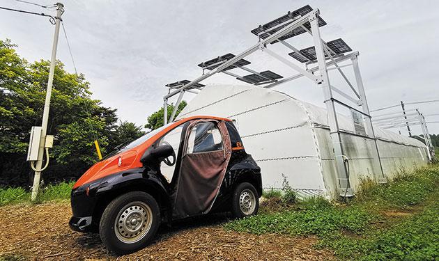 〝非FIT〟営農用太陽光の可能性
