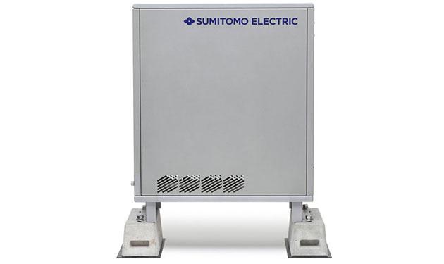 分電盤対応の独立型蓄電設備発売