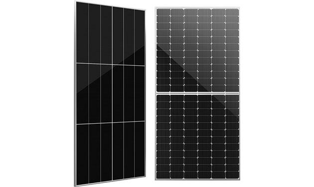 新型太陽光パネル2種発売