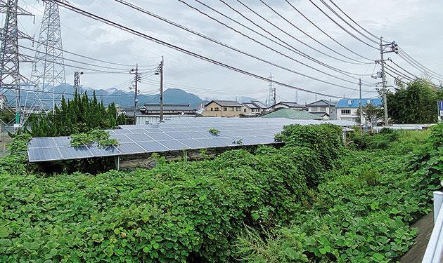 太陽光発電所の売買【購入編】