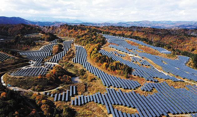 タイ・バンプー、日本で太陽光87MWを稼働