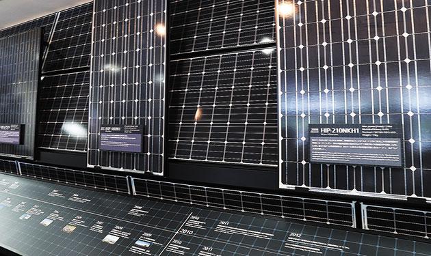 パナソニック、太陽光パネル生産から撤退