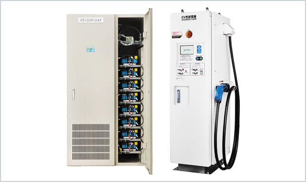 正念場の産業用蓄電設備