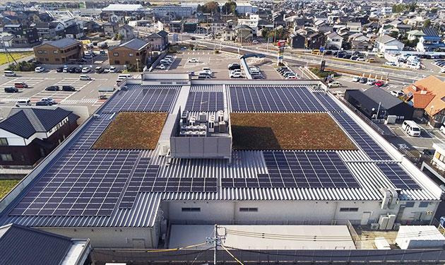 バローHD、蓄電池併設太陽光導入へ