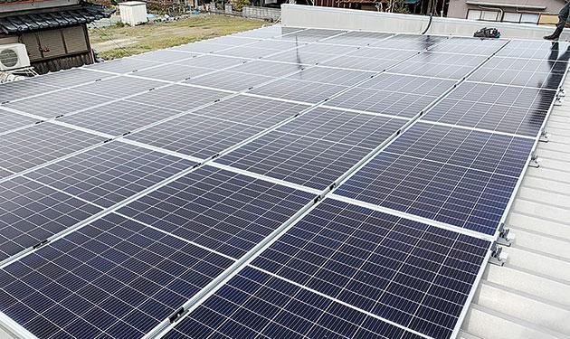 やめエネルギー、蓄電池付きPPAで地域貢献