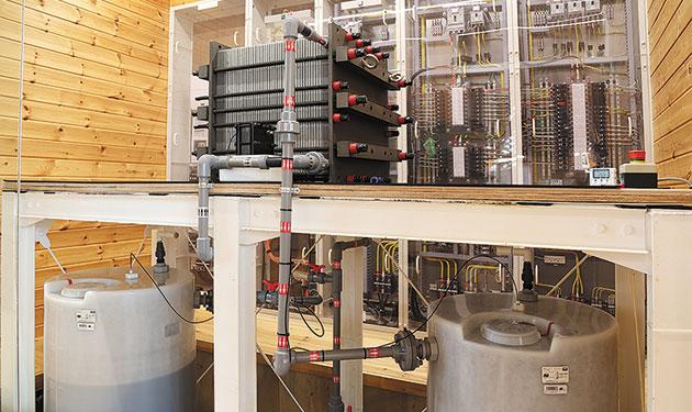 埼工大、小型レドックスフロー 蓄電池の実証実験を継続