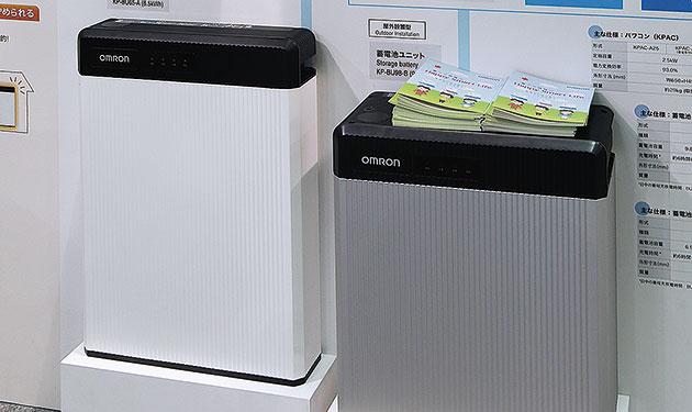 オムロン、住宅用蓄電池 1.6万台自主回収へ