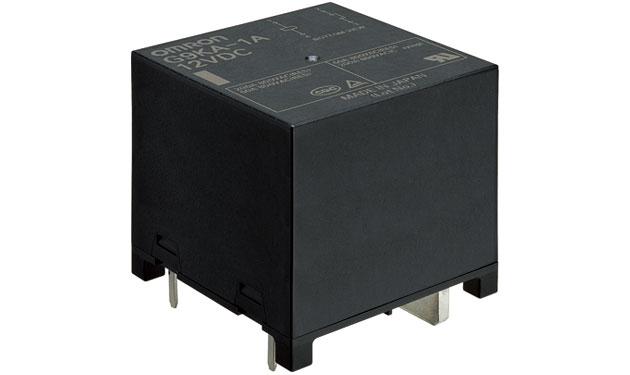 新型継電器を発売 PCS効率向上に